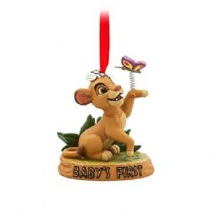 LION KING -  SIMBA ORNAMENT