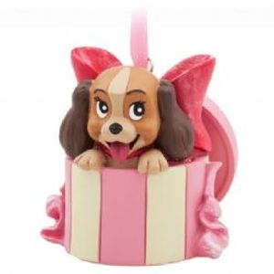 LADY AND THE TRAMP -  LADY ORNAMENT