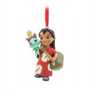 LILO AND STITCH -  LILO ORNAMENT