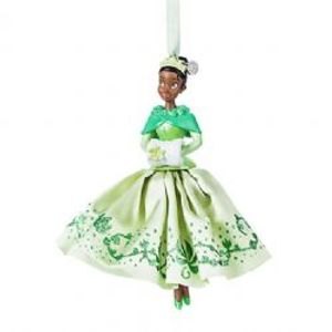 PRINCESS AND THE FROG -  TIANA ORNAMENT