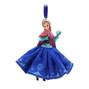 FROZEN -  ANNA ORNAMENT