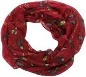 HARRY POTTER -  FOULARD LÉGER DU VIF D'OR