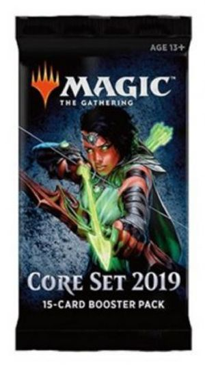 CORE SET 2019 -  BOOSTER PACK (P15/B36)