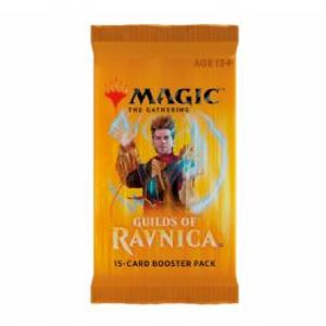 GUILDS OF RAVNICA -  BOOSTER PACK (P15/B36/C6)