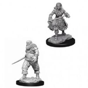 PATHFINDER MINIATURES -  PIRATES (2) -  DEEP CUTS