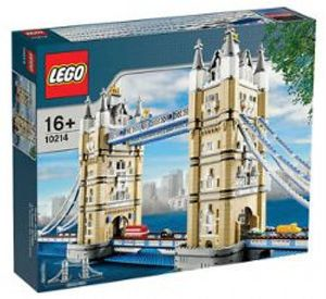 CREATOR -  TOWER BRIDGE (4295 PIECES) -  HARD TO FIND 10214