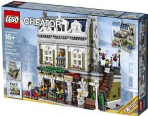CREATOR -  PARISIAN RESTAURANT (2469 PIECES) -  HARD TO FIND 10243