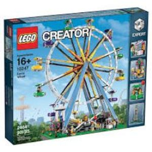 CREATOR -  FERRIS WHEEL (2464 PIECES) -  HARD TO FIND 10247