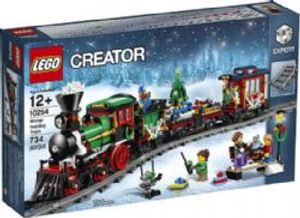 CREATOR -  WINTER HOLIDAY TRAIN (734 PIECES) 10254