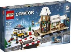 CREATOR -  WINTER VILLAGE STATION (902 PIECES) -  EXCLUSIVES 10259