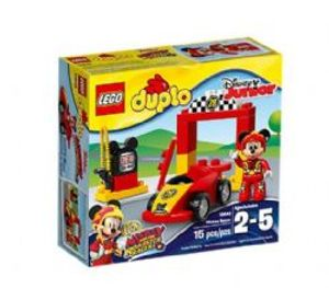 JUNIORS -  MICKEY RACER (15 PIECES) 10843