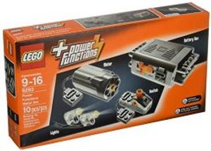 POWER FUNCTIONS -  MOTOR SET (10 PIECES) 8293