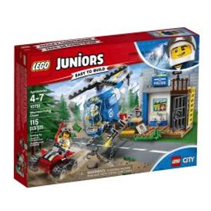 JUNIORS -  MOUNTAIN POLICE CHASE (115 PIECES) 10751