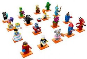 LEGO -  MINIFIGURES -  PARTY 71021