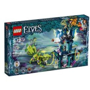ELVES -  NOCTURA'S TOWER & THE EARTH FOX RESCUE (646 PIECES) 41194