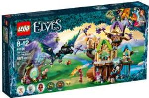 ELVES -  THE ELVENSTAR TREE BAT ATTACK (883 PIECES) 41196