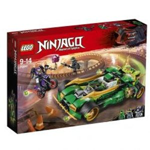 NINJAGO -  NINJA NIGHTCRAWLER (552 PIECES) 70641