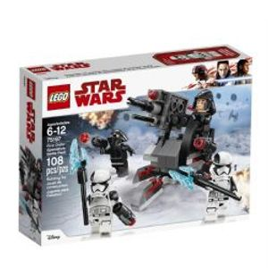 STAR WARS -  FIRST ORDER SPECIALISTS BATTLE PACK (108 PIECES) 75197