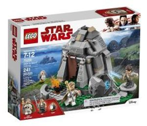 STAR WARS -  AHCH-TO ISLAND TRAINING (241) 75200