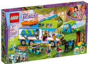 FRIENDS -  MIA'S CAMPER VAN (488 PIECES) 41339
