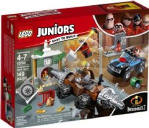 JUNIORS -  UNDERMINER BANK HEIST (149 PIECES) 10760