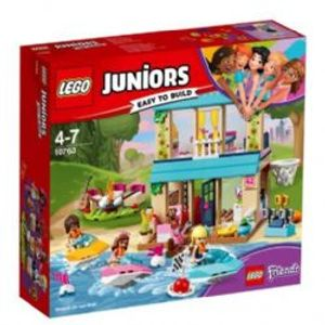 JUNIORS -  STEPHANIE'S LAKESIDE HOUSE (215 PIECES) 10763