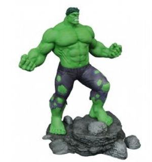 Hulk -  The Incredible Hulk Statue (11 inches) -  Marvel Gallery