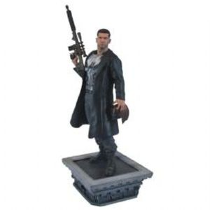 PUNISHER -  PUNISHER Statue (11 INCHES) -  MARVEL GALLERY NETFLIX