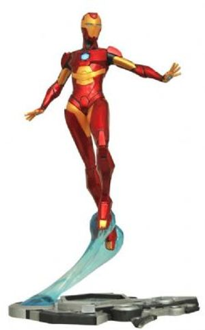 IRONHEART -  IRONHEART STATUE (11INCHES) -  MARVEL GALLERY