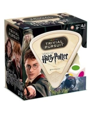 TRIVIAL PURSUIT -  TRIVIAL PURSUIT - WORLD OF HARRY POTTER
