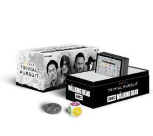TRIVIAL PURSUIT -  TRIVIAL PURSUIT - THE WALKING DEAD EDITION (TV SERIE)
