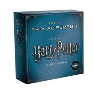 TRIVIAL PURSUIT -  WORLD OF HARRY POTTER : ULTIMATE EDITION (ENGLISH)