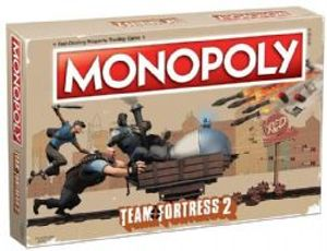 TEAM FORTRESS -  MONOPOLY -  TEAM FORTRESS 2