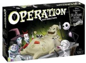 THE NIGHTMARE BEFORE CHRISTMAS -  OPERATION STAR WARS (BILINGUAL)