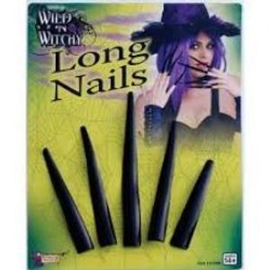 WITCHES AND WIZARDS -  LONG NAILS