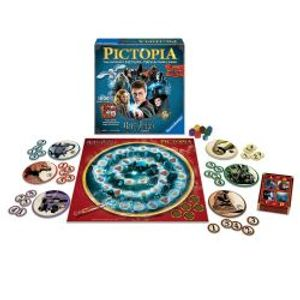 HARRY POTTER -  PICTOPIA