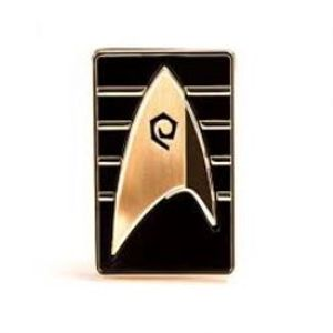 STAR TREK -  AIMANT DE BADGE DE CADET -  STAR TREK DISCOVERY