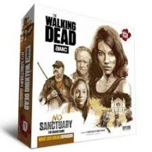 THE WALKING DEAD : NO SANCTUARY -  WHAT LIES AHEAD (ENGLISH)