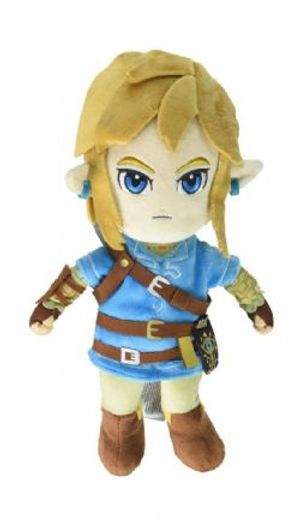 LEGEND OF ZELDA, THE -  LINK PLUSH (12 INCH) -  BREATH OF THE WILD