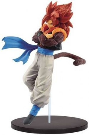 DRAGON BALL -  SUPER SAIYAN GOKU 4 STATUE (7 1/2INCH) -  SON GOKU FES