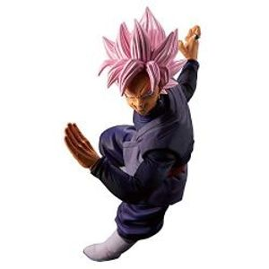 DRAGON BALL -  SUPER SAIYAN ROSE GOKU STATUE (7 1/2INCH) -  SON GOKU FES