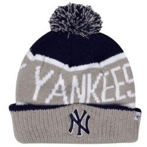YANKEES DE NEW YORK -  TUQUE À POMPOM