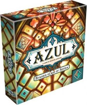 PREORDER - AZUL : STAINED GLASSES OF SINTRA (MULTILINGUAL)