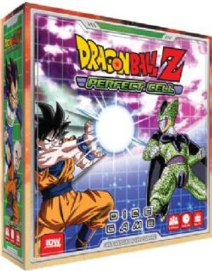 DRAGON BALL Z -  PERFECT CELL (ENGLISH)