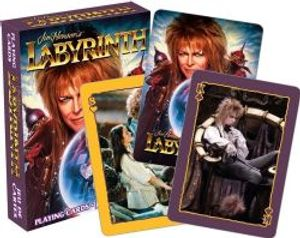 POKER SIZE PLAYING CARDS -  LABYRINTH