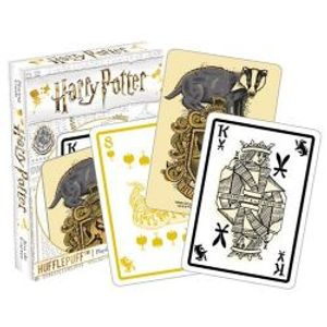 POKER SIZE PLAYING CARDS -  HARRY POTTER HUFFLEPUFF