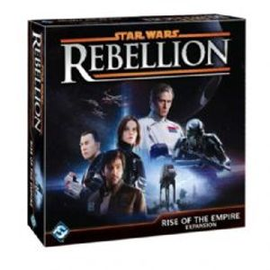 STAR WARS : REBELLION -  RISE OF THE EMPIRE (ANGLAIS)