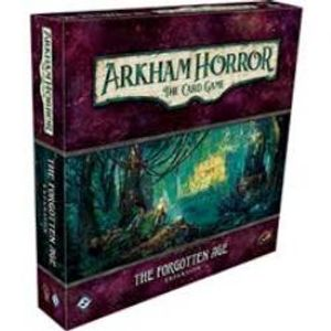 ARKHAM HORROR : THE CARD GAME -  THE FORGOTTEN AGE (ANGLAIS)