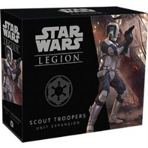 STAR WARS : LEGION -  SCOUT TROOPERS (ENGLISH)
