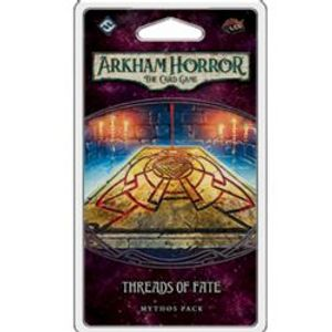 ARKHAM HORROR : THE CARD GAME -  THREADS OF FATE - MYTHOS PACK (ANGLAIS)